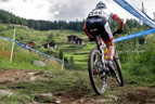 Mountain Bike a Pejo