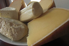 Gastronomy in Val di Sole - cheese